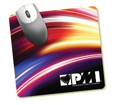 Adhesive Mouse Pads